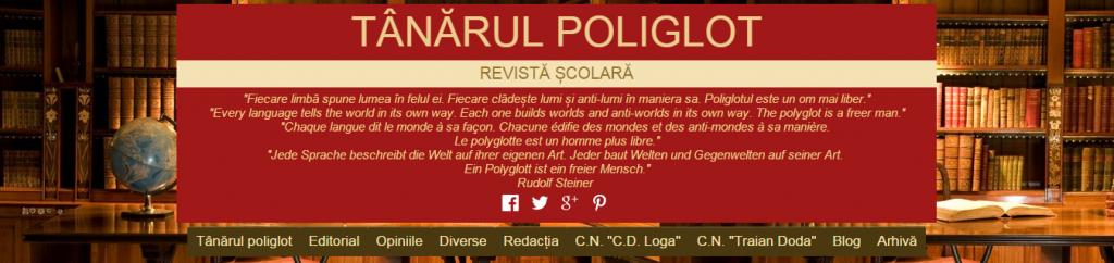 tanarul poliglot